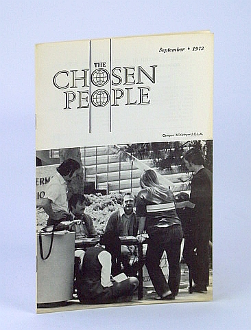 Image for The Chosen People, September (Sept.) 1972 - Obituary of Harry Bucalstein