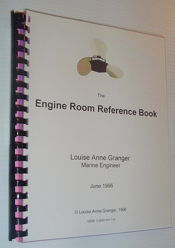 Image for The Engine Room Reference Book