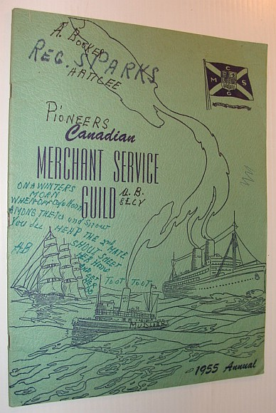 Image for Canadian Merchant Service Guild: 1955 Annual (Yearbook)
