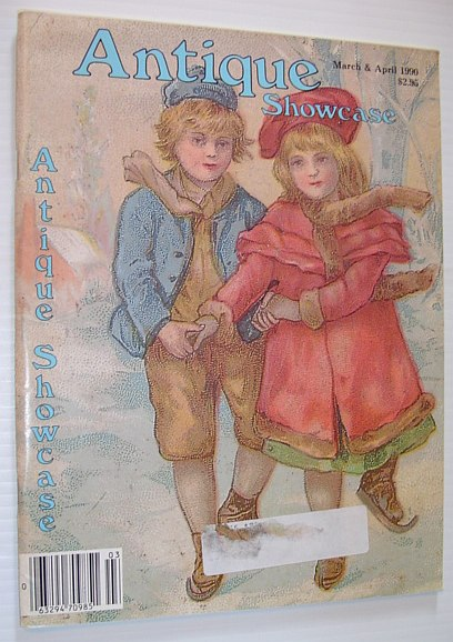 Image for Antique Showcase Magazine - Canada's Oldest Antique Magazine: March and April 1990, Volume 25 Number 9/10