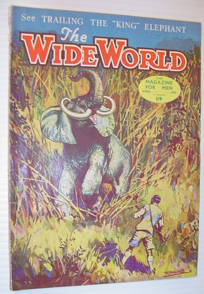 Image for The Wide World Magazine, April 1955 - Australian Edition