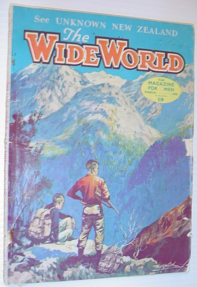Image for The Wide World Magazine, March 1955 - Australian Edition