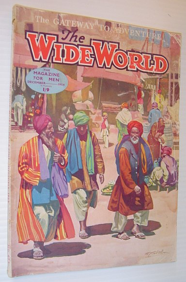 Image for The Wide World Magazine, December 1954, Australian Edition