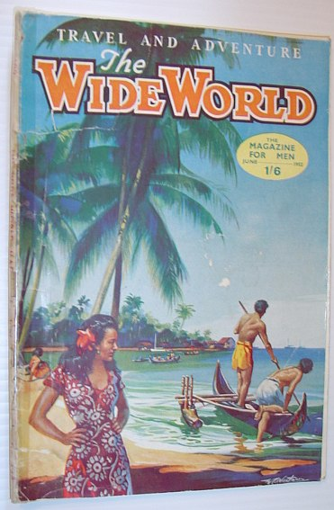 Image for The Wide World Magazine, June 1952