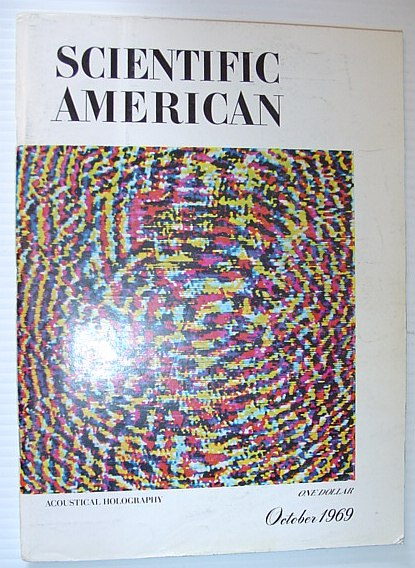 Image for Scientific American, October 1969, Volume  221 Number 5