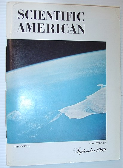 Image for Scientific American, September 1969, Volume  221 Number 3 - The Ocean
