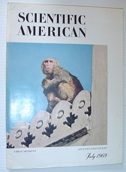 Image for Scientific American, July 1969, Volume  221 Number 1 - Urban Monkeys