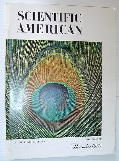 Image for Scientific American, December 1970, Volume  223 Number 6 - Interference Coatings