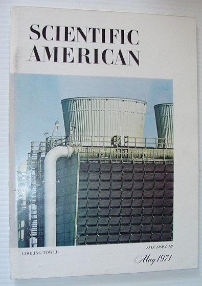 Image for Scientific American, May 1971, Volume 224 Number 5 - Cooling Tower