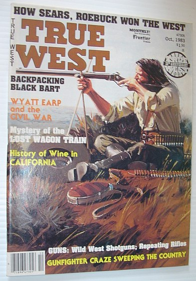Image for True West Magazine: October 1983