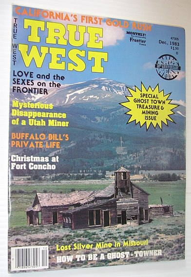 Image for True West Magazine: December 1983