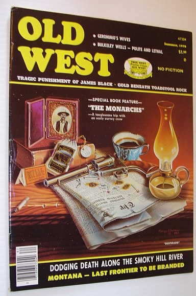 Image for Old West Magazine: Summer 1978