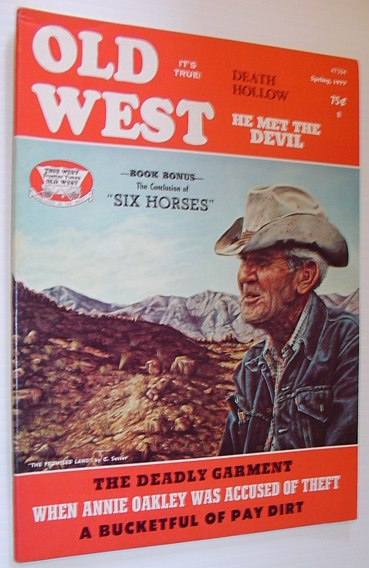 Image for Old West Magazine: Spring, 1977