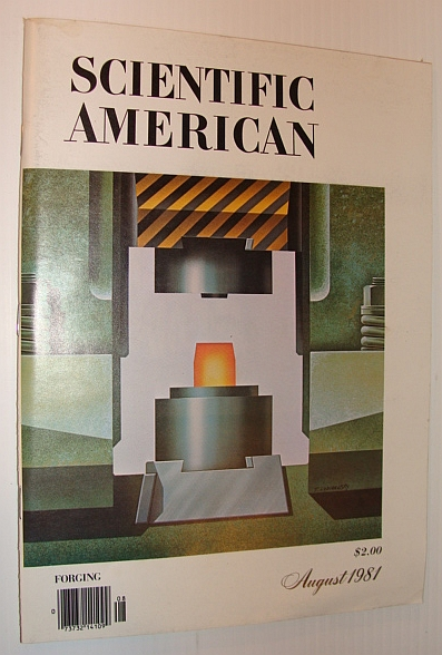 Image for Scientific American, August 1981 - Forging