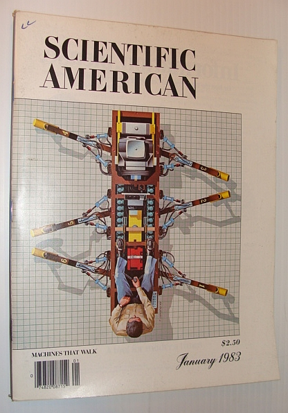 Image for Scientific American, January 1983 - Machines That Walk