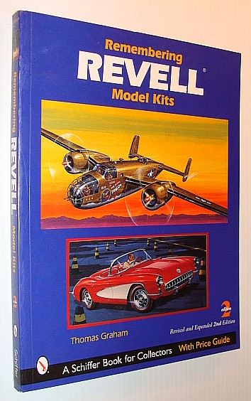 Image for Remembering Revell Model Kits (Schiffer Book for Collectors)