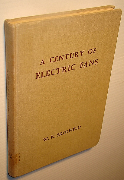 Image for A Century of Electric Fans