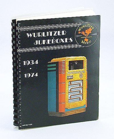 Image for Wurlitzer Jukeboxes and Other Nice Things