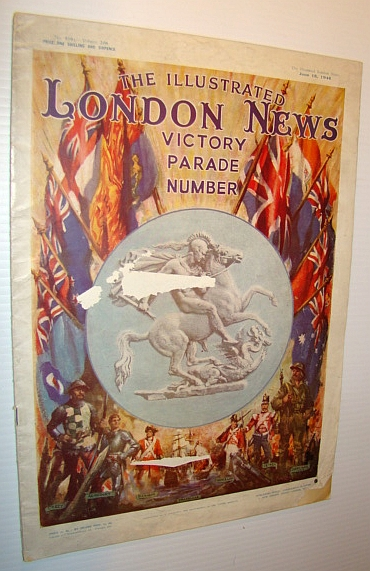 Image for The Illustrated London News, June 15, 1946 - Victory Parade Number