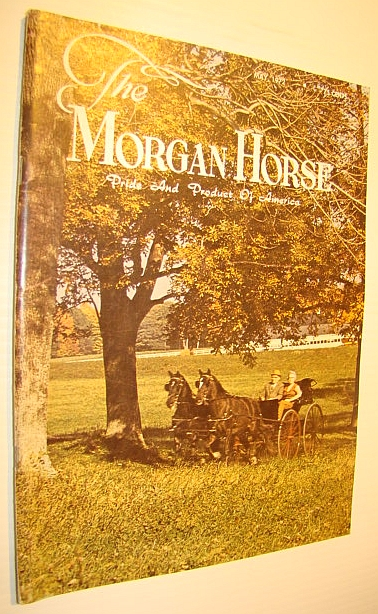 Image for The Morgan Horse Magazine, May 1972
