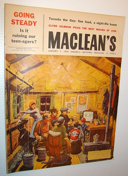 Image for Maclean's, Canada's National Magazine, January 3, 1959