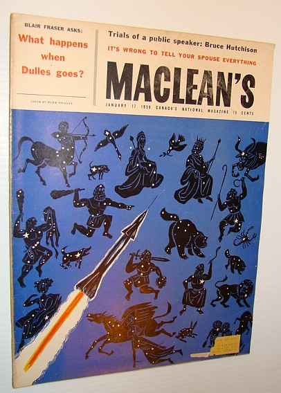 Image for Maclean's - Canada's National Magazine, January 17, 1959