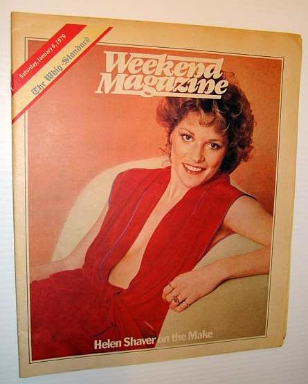 Image for Weekend Magazine, January 6, 1979 (Canadian Newspaper Supplement) - Helen Shaver Cover Photo