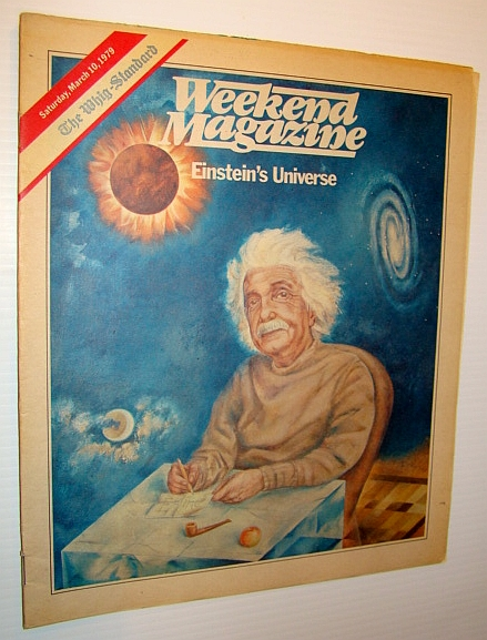 Image for Weekend Magazine, March 10, 1979 (Canadian Newspaper Supplement)  - Einstein's Universe