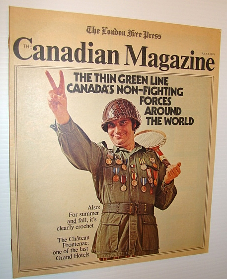Image for Canadian Magazine, July 3, 1971 - Saskatchewan's George Reed