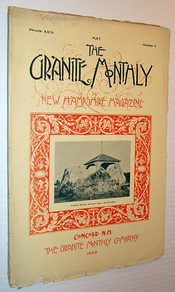 Image for The Granite Monthly - A New Hampshire Magazine, May 1898 - The Town of Goffstown