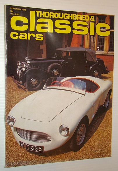Image for Thoroughbred and Classic Cars Magazine, September 1979 - The Making of the Mini