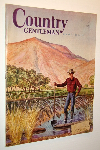 Image for Country Gentleman / Country Living Magazine, August 1953