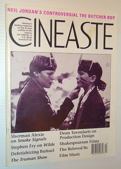 Image for Cineaste - America's Leading Magazine on the Art and Politics of the Cinema, Vol. XXIII No. 4 1998 - The Butcher Boy