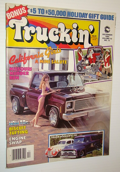 Image for Truckin' Magazine, December 1984