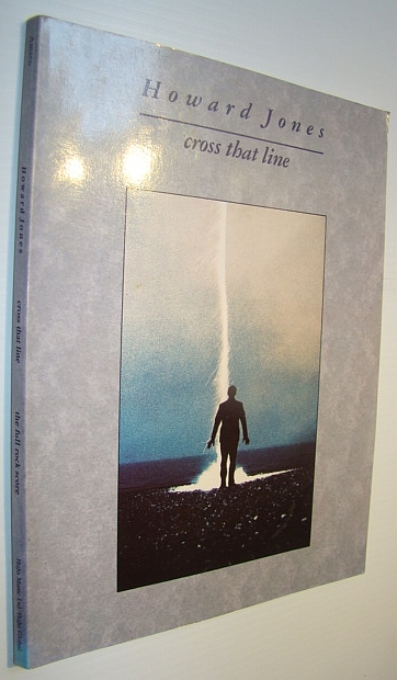 Image for Howard Jones - Cross That Line (Songbook)