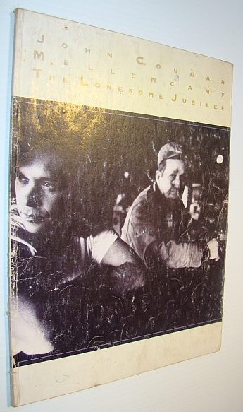 Image for The Lonesome Jubilee - John Cougar Mellencamp: Songbook with Sheet Music for Voice and Piano with Guitar Chords