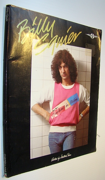 Image for Billy Squier - Transcriptions with Melody, Chords and Lyrics - Play it Like Series
