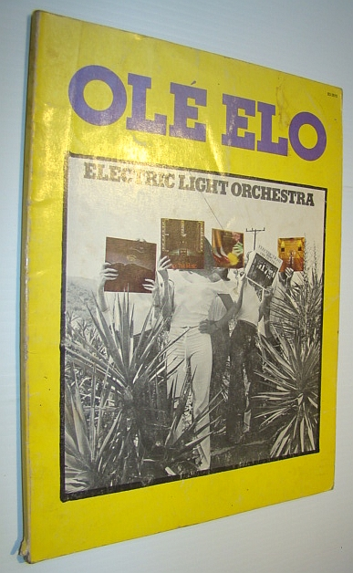 Image for Ole ELO (Electric Light Orchestra) Songbook: Includes Sheet Music for Voice and Piano with Guitar Chords