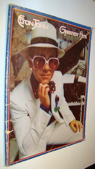 Image for Elton John - Greatest Hits (Songbook/Song Book)