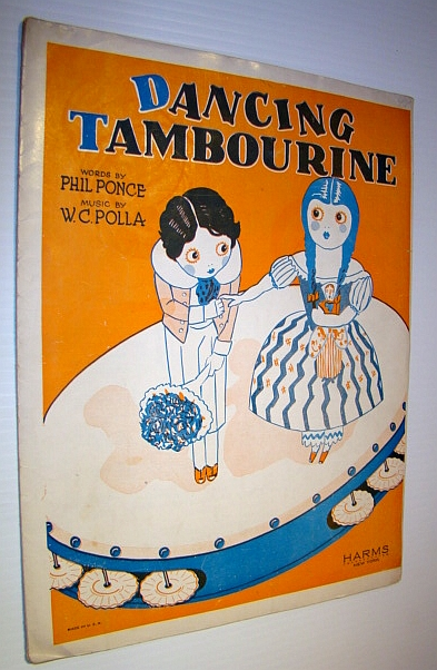 Image for Dancing Tambourine - Sheet Music for Piano and Voice with Ukulele Chords