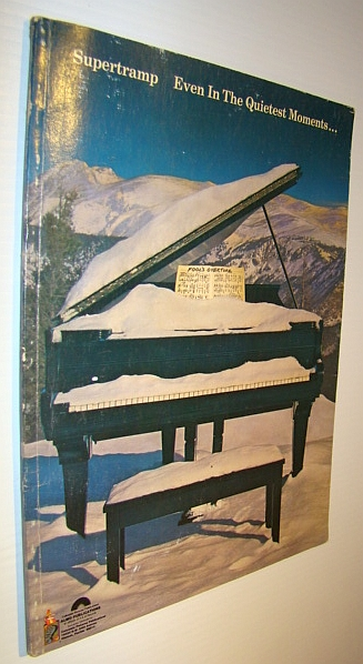 Image for Supertramp - Even in the Quietest Moments: Songbook (Song Book)