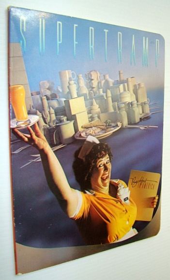 Image for Supertramp - Breakfast in America: Songbook for Piano and Vocal with Guitar Chords