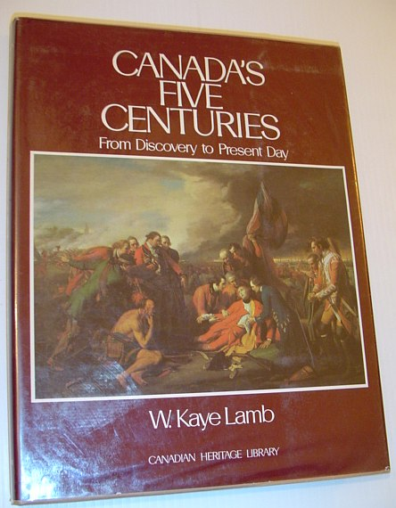 Image for Canada's Five Centuries