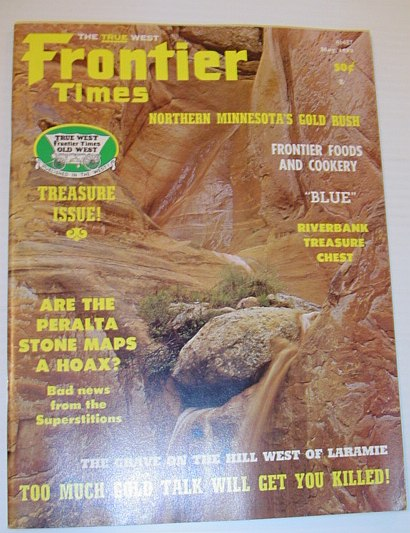Image for Frontier Times Magazine: May 1973