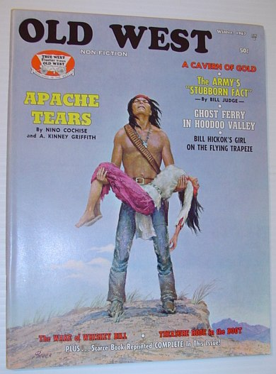 Image for Old West Magazine - Winter 1967