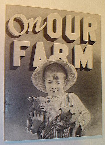 Image for On Our Farm: A Picture-Story Book of Children