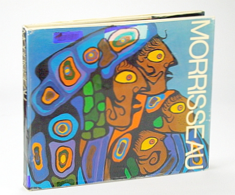 Image for The art of Norval Morrisseau