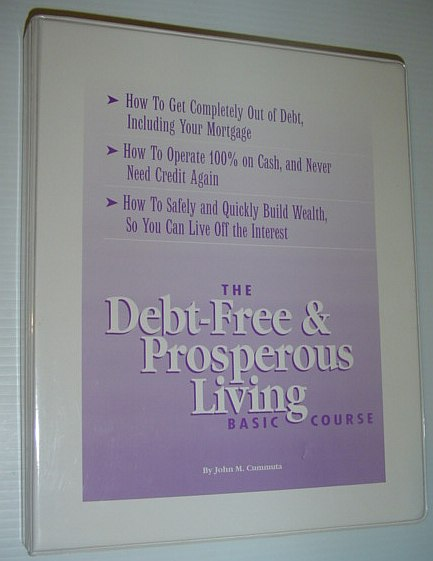 Image for The Debt-Free and Prosperous Living Basic Course