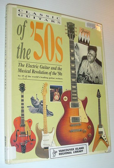 Image for Classic Guitars of the '50s