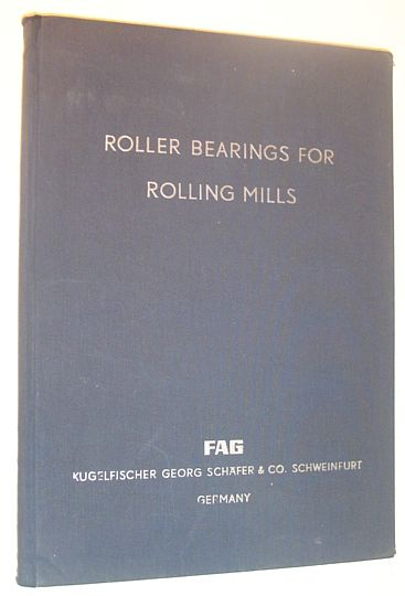 Image for Roller Bearings for Rolling Mills